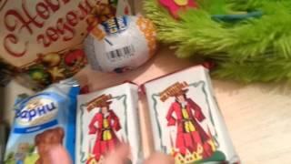 Подарки на НГ! (5) Сладкие подарки от Минти!(, 2014-12-31T16:54:20.000Z)