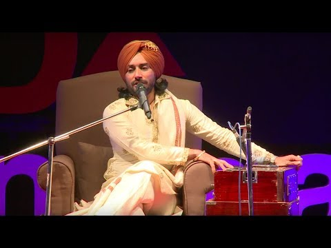 How Sufi Music Can Stir Your Soul | Dr. Satinder Sartaaj | TEDxChandigarh
