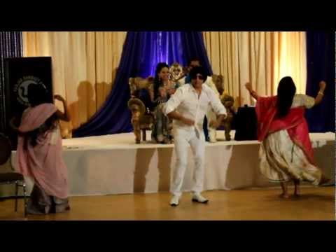 Jiski Biwi Moti - Lawaaris - Amitabh Bachan - Wedding Engagement dance performance