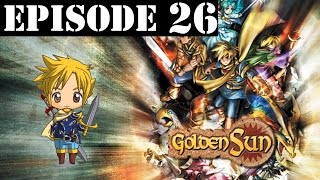 Golden Sun [Episode 26] Sneaking into the Thieves Fortress