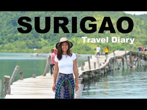 Travel Diary: Surigao (CAGWAIT, ENCHANTED RIVER, LIANGA & BRITANNIA ISLANDS) || Kelly Misa-Fernandez