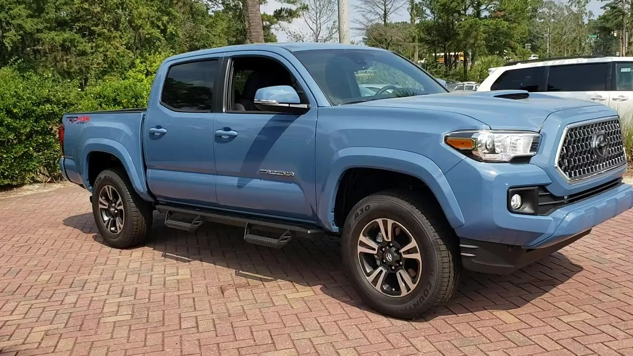 Chatham Parkway Toyota >> New 2019 Toyota Tacoma 4wd At Chatham Parkway Toyota New 191584