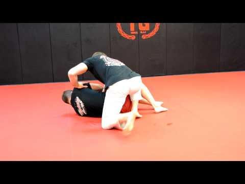 New Jersey MMA Gyms  Training Grounds JiuJitisu & MMA s Knee On Belly To Armlock