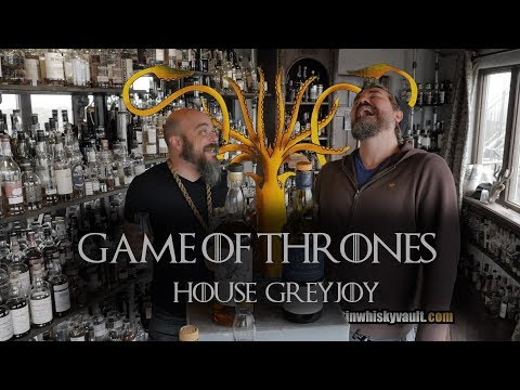 Whiskey Review: Talisker Game of Thrones House Greyjoy Select Reserve + Talisker Distillers Edition