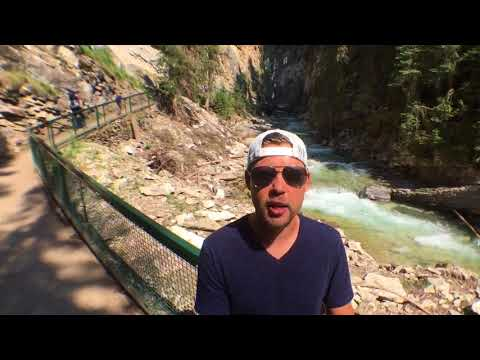 025 Banff National Park Lake Louise and Johnston Canyon Alberta Canada August 7 2017