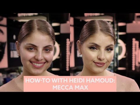 How To With Heidi Hamoud: MECCA MAX | MECCA Beauty Junkie