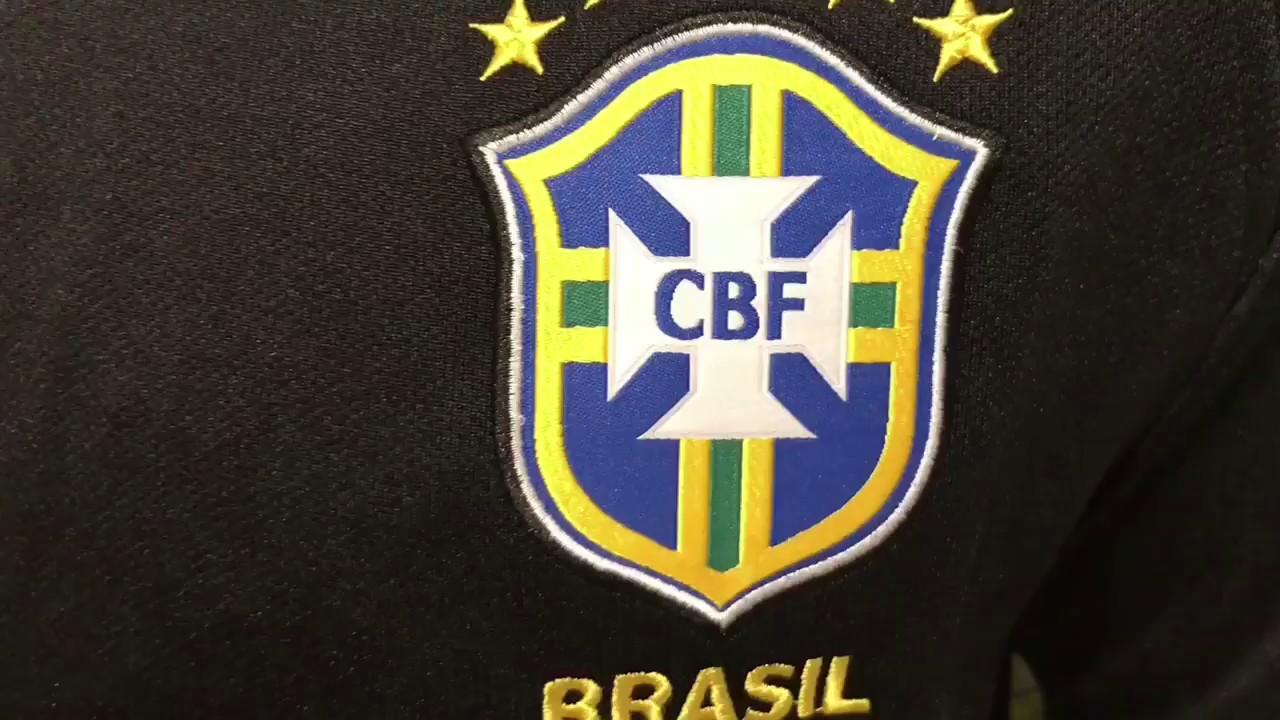 8daf5d690a Camisa Goleiro Seleção Brasileira Copa 2018 - YouTube