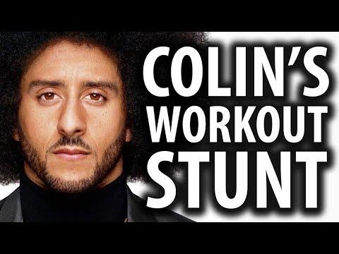 Colin Kaepernick's Woke