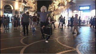 Ребенок Танцует Туфли Муфли В Торговом Центре В Баку 2019 Lezginka ALISHKA ELVIN HIRA