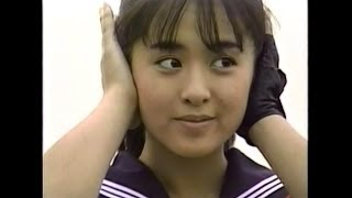 斉藤由貴「白い炎」 斉藤由貴 動画 8