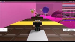 roblox speedrun 4 level 27 candyland