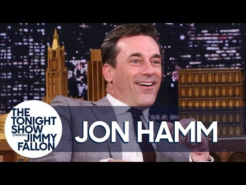 Jon Hamm Is a Belieber and Saw Prince's Final Concert