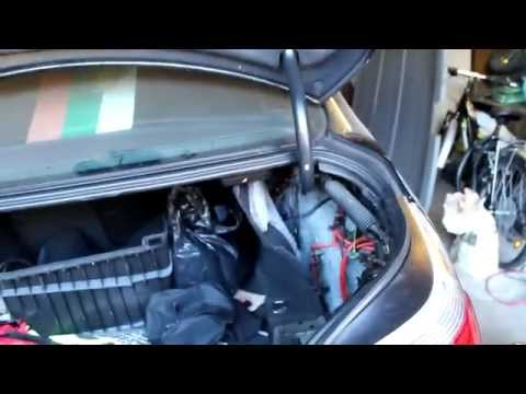 BMW E60 Неисправность Реле Бензонасоса