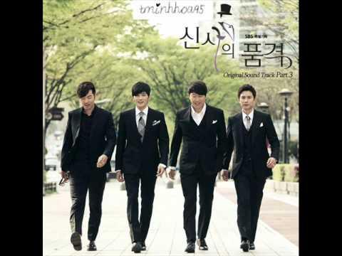 01. 가슴이 시린 게 (My Heartstore) - Lee Hyun 이현 (8eight) OST A Gentleman's Dignity Part 3