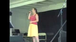 Singing Uninvited at a Karaoke Contest