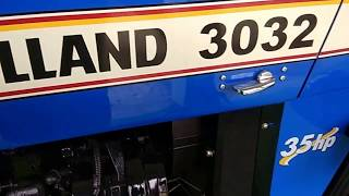 New Holland 3032  Tractor Review (35hp)