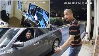 New Surveillance Footage Shows T.I. Screaming at Security Guard Prior to T.I.'s Arrest (Part II)