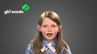 Girl Scouts of the USA Thanksgiving Message 2013