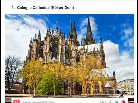 5 Top Rated Tourist Attractions in Germany