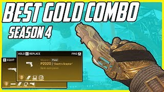 Best Gold Weapons Combo In Season 4 Apex Legends