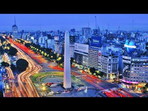 CIUDADES DEL MUNDO BUENOS AIRES ARGENTINA...HD