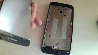 Замена модуля дисплея на Lenovo Vibe B (a2016) a40
