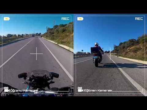 Jandarma Trafik Okul Komutanlığı Gözlemli Sürüş Eğitimi