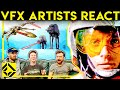 VFX Artists React to STAR WARS bad and Great CGi