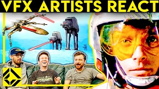 Download VFX Artists React to STAR WARS bad and Great CGi Mp3 and Videos