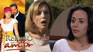 Un refugio para el amor - Capítulo 88: Rosa Elena se entera del posible embarazo de Luciana