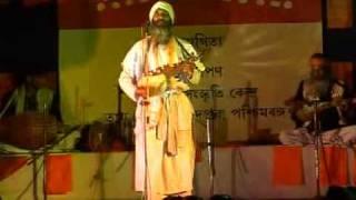 Khaibar Fakir at Praner Bhasa Praner Gaan