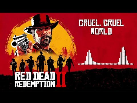 Red Dead Redemption 2 Official Soundtrack - Cruel, Cruel World (ending music) | HD (With Visualizer) Mp3