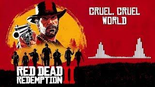 Red Dead Redemption 2 Soundtrack Cruel, Cruel World ending music HD With Visualizer.mp3