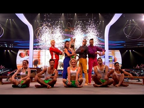 The Judges and the Professionals showcase performance  - Tumble: Grand Final - BBC One