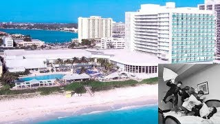 FAMOUS UNTOUCHED ABANDONED BEACH RESORT 🏨
