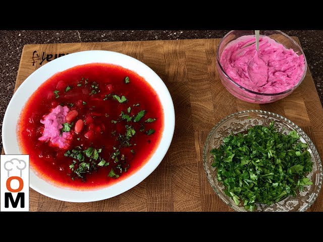 Постный Борщ,  Ничуть не Уступает Борщу с Мясом | Borsch Recipe  | Ольга Матвей