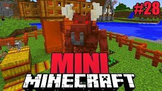 DAS GRÖßTE MONSTER DER MINI WELT! ✿ Minecraft MINI #28 [Deutsch/HD]