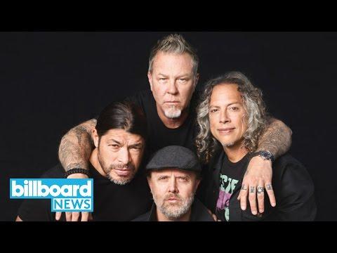 Metallica Pay Tribute to Chris Cornell During Boston Show   Billboard News