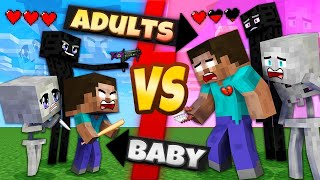 MONSTER SCHOOL - ALL EPISODE (part 3) - FUNNY MINECRAFT ANIMATION