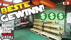 GTA 5 Online - BIKERS Update: Der Beste Gewinn Bei Drogen Unternehmen! [Schnell Viel Geld Machen!]