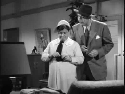 Abbott And Costello Youre Not Here