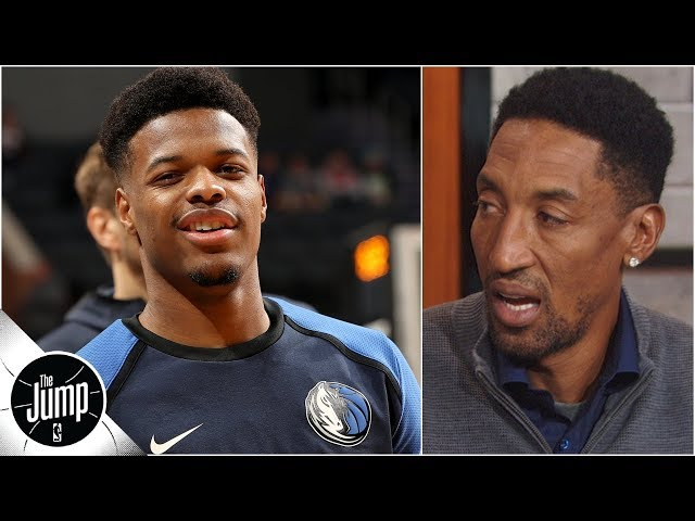 Dennis Smith Jr. shouldnt play for Mavs again after they shopped him - Scottie Pippen   The Jump