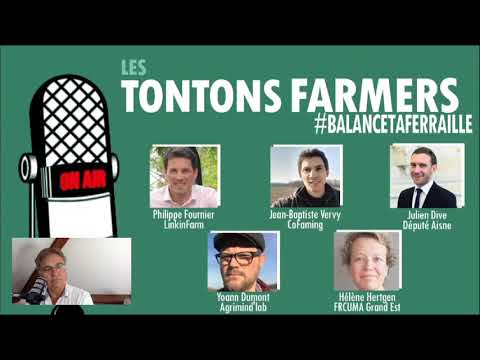 #BalanceTaFerraille ! On n'arrête plus Les Tontons Farmers !
