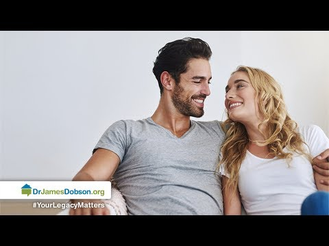 The Male Point Of View With Dr. James Dobson's Family Talk | 10/12/2018