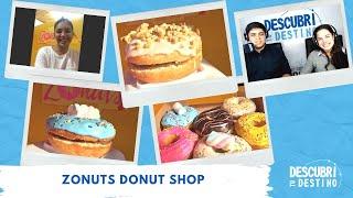 Zoe Matus | Zonuts Donut Shop | Neuquén Capital