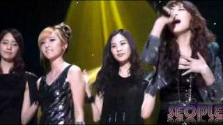 SNSD - Echo! [LIVE] Lyrics Portuguese.