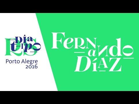 DiaTipo RS 2016 – Fernando Díaz