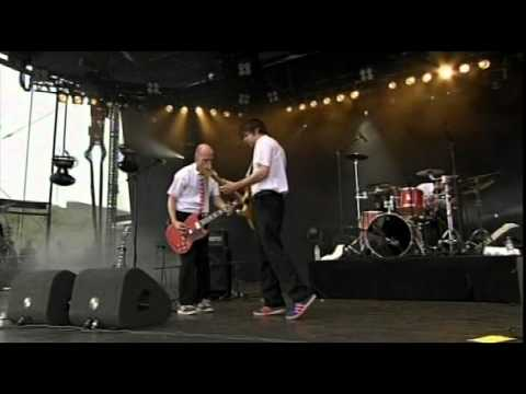 Presidents Of The USA (PUSA) - Pinkpop 2005 - 13 Video Killed The Radio Star