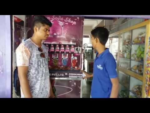 soda shop vending machine manufacturer