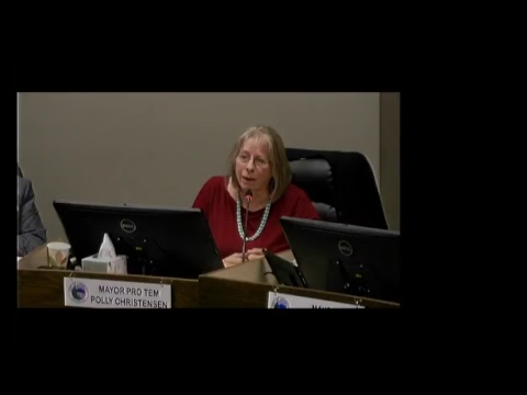 City of Longmont Colorado City Council Meeting Regular Session May 8, 2018